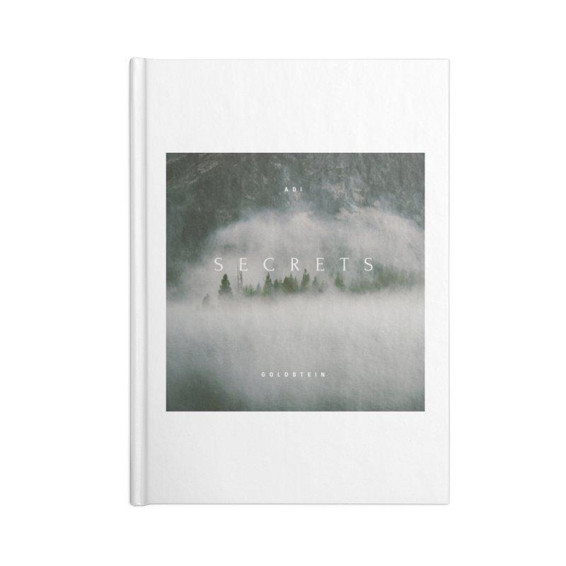 Secrets Album Accessories Lined Journal Notebook by Adi Goldstein's Merchandise  Shop