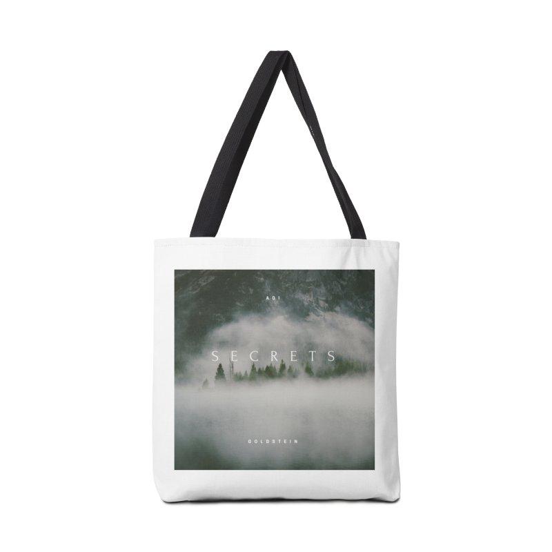 Secrets Album Accessories Tote Bag Bag by Adi Goldstein's Merchandise  Shop