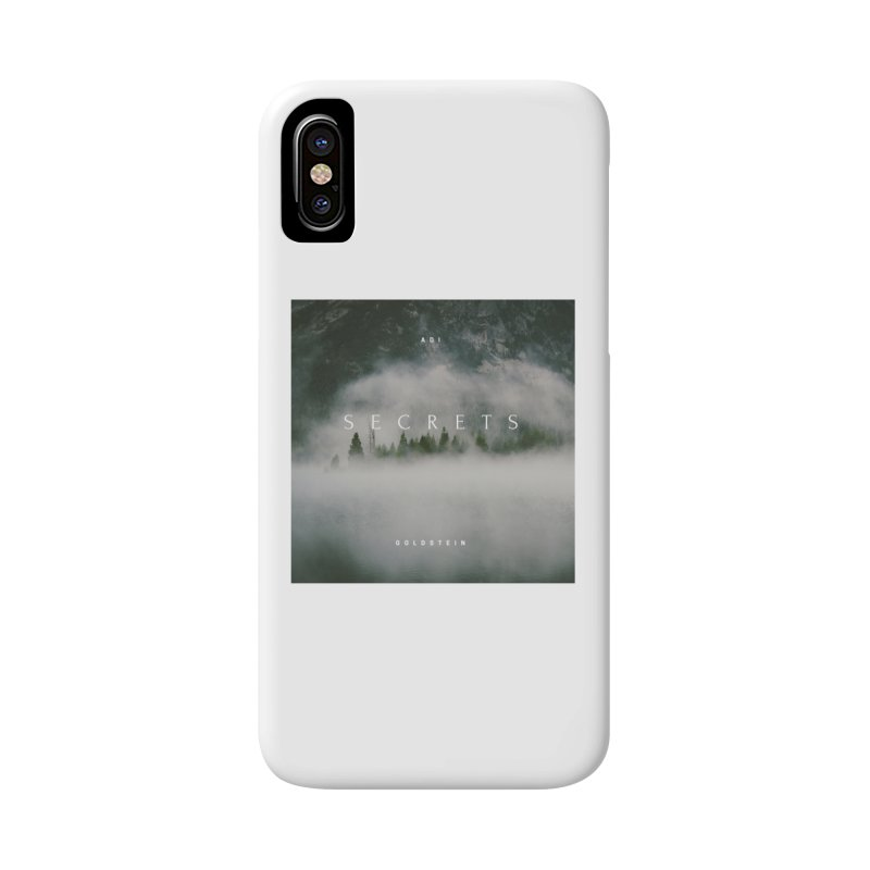Secrets Album Accessories Phone Case by Adi Goldstein's Merchandise  Shop