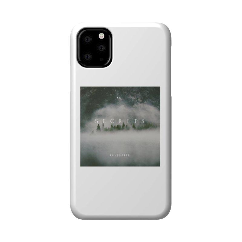 Secrets Album Accessories Phone Case by Adi Goldstein's Merchandise  Shop