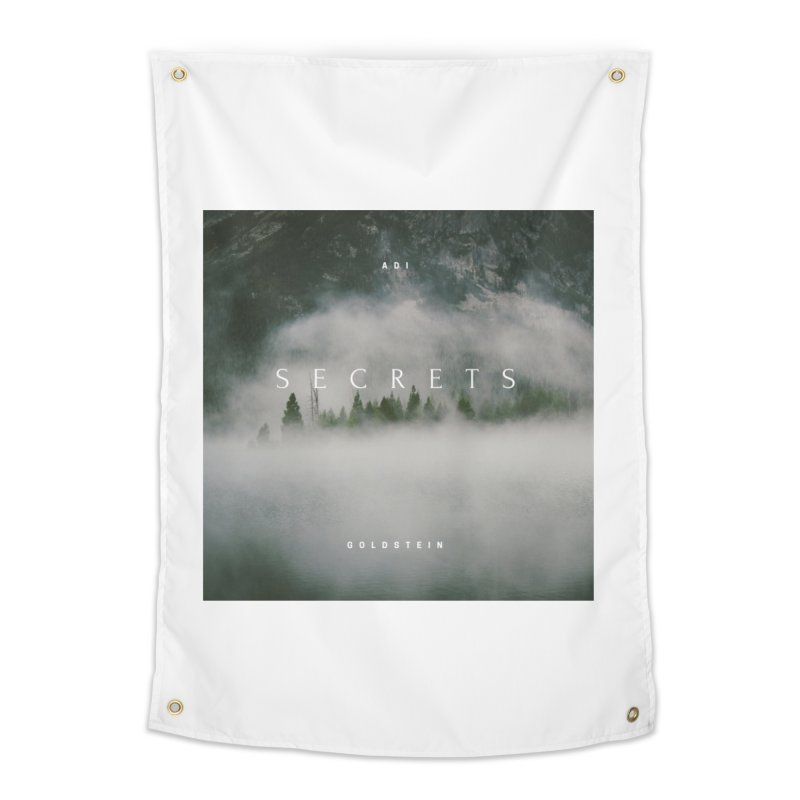 Secrets Album Home Tapestry by Adi Goldstein's Merchandise  Shop
