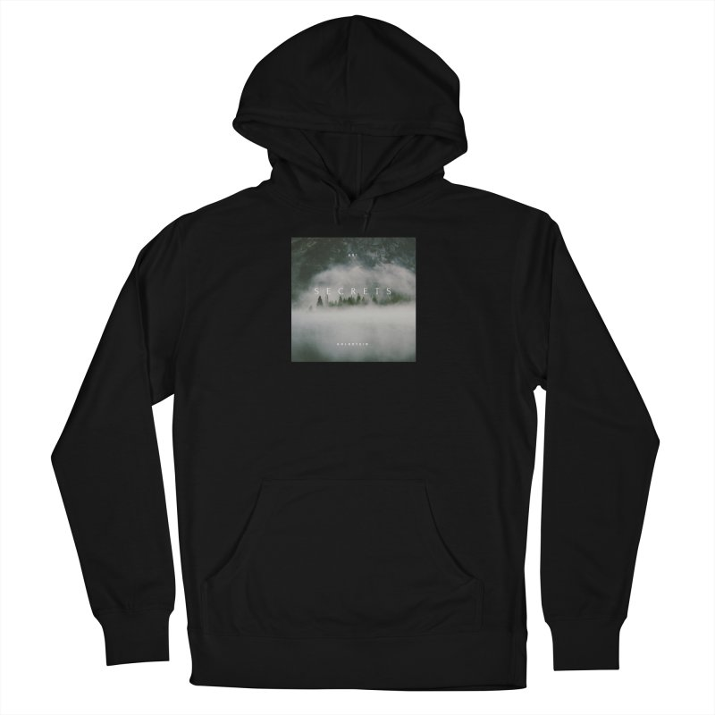 Secrets Album Women's French Terry Pullover Hoody by Adi Goldstein's Merchandise  Shop