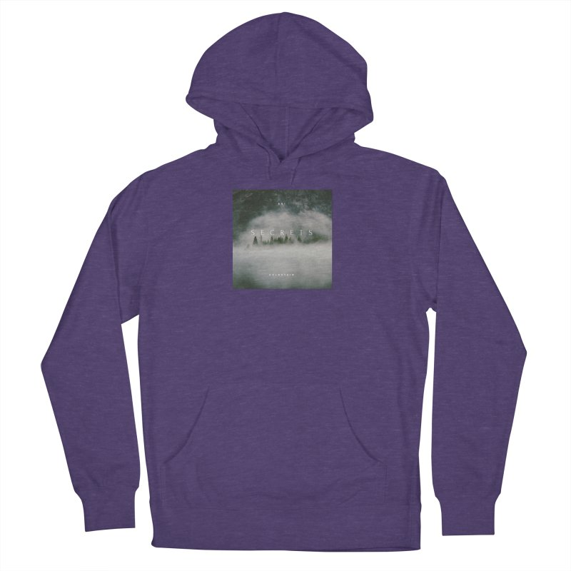 Secrets Album Men's French Terry Pullover Hoody by Adi Goldstein's Merchandise  Shop