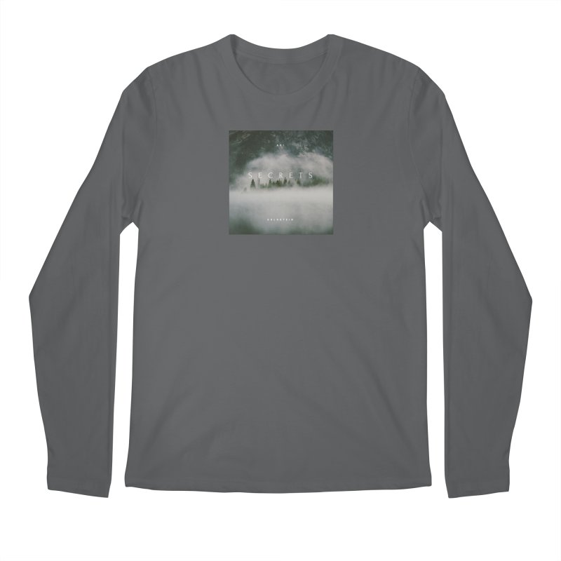 Secrets Album Men's Regular Longsleeve T-Shirt by Adi Goldstein's Merchandise  Shop