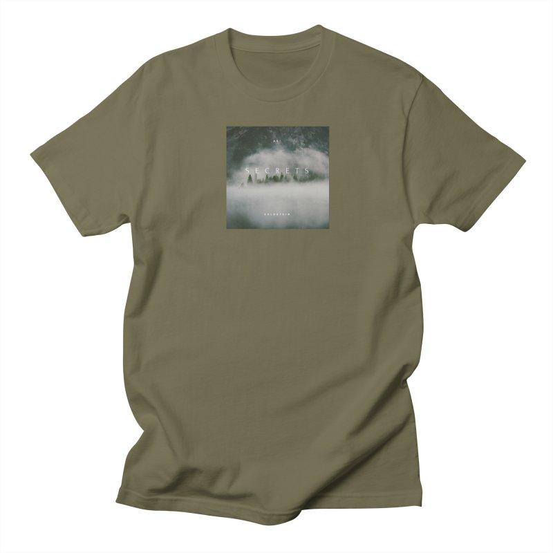 Secrets Album Women's Regular Unisex T-Shirt by Adi Goldstein's Merchandise  Shop