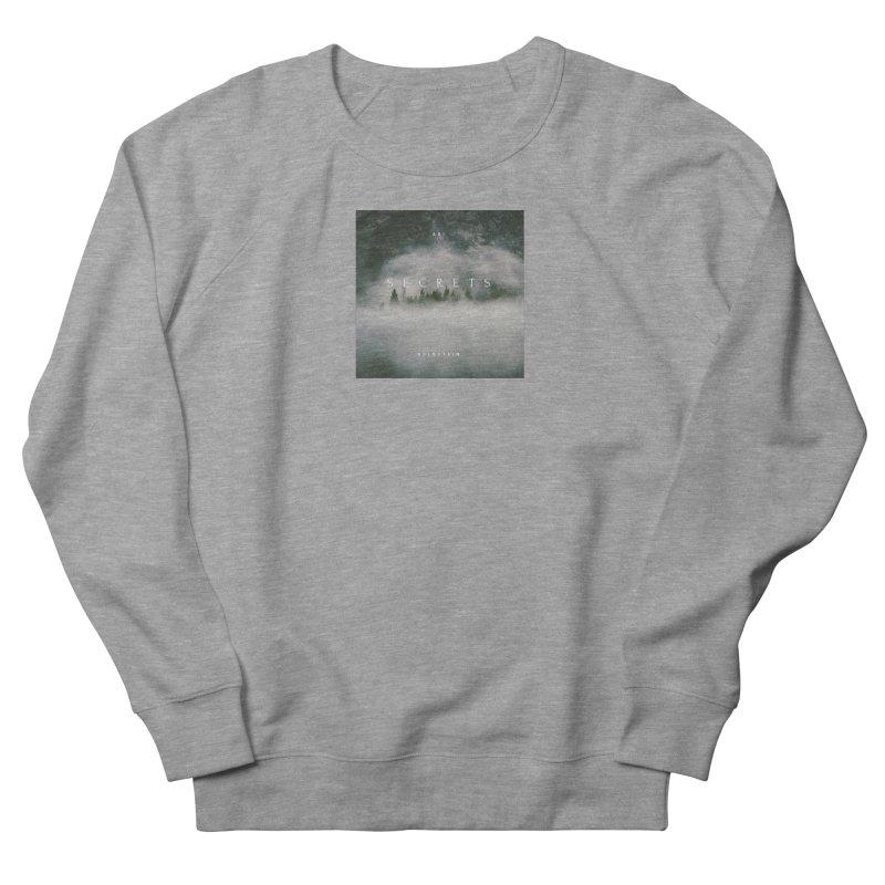 Secrets Album Women's French Terry Sweatshirt by Adi Goldstein's Merchandise  Shop