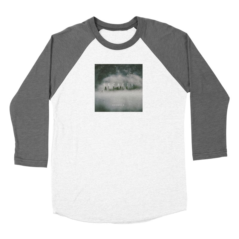 Secrets Album Women's Baseball Triblend Longsleeve T-Shirt by Adi Goldstein's Merchandise  Shop