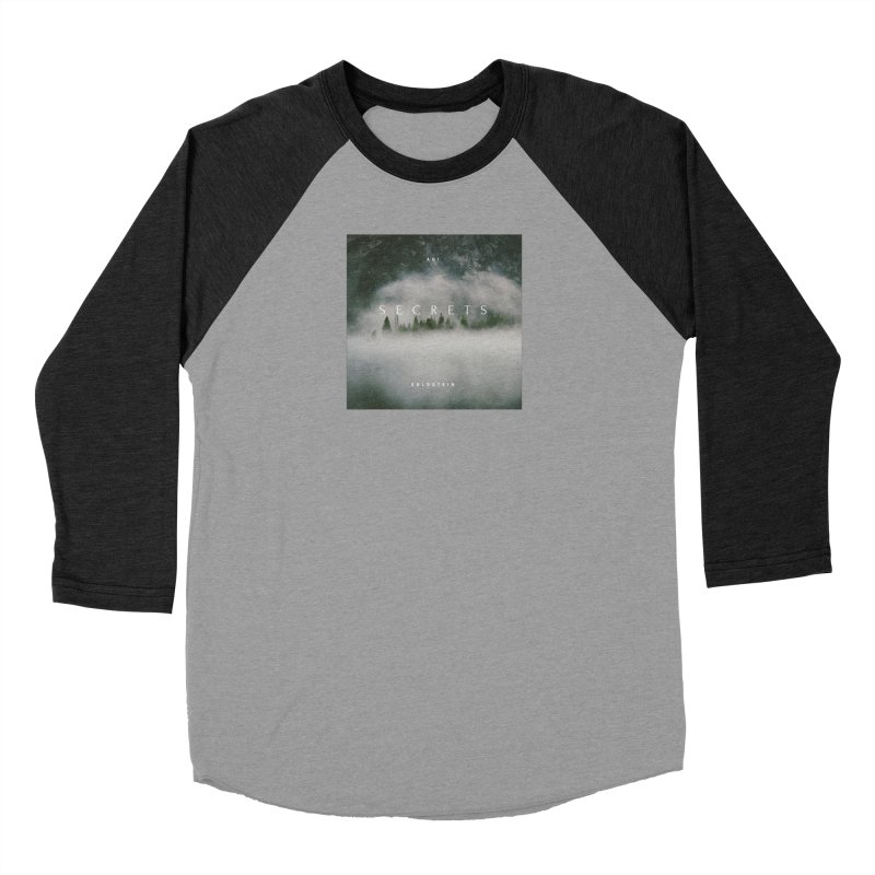 Secrets Album Women's Baseball Triblend Longsleeve T-Shirt by Adi Goldstein's Merchandise  Shop