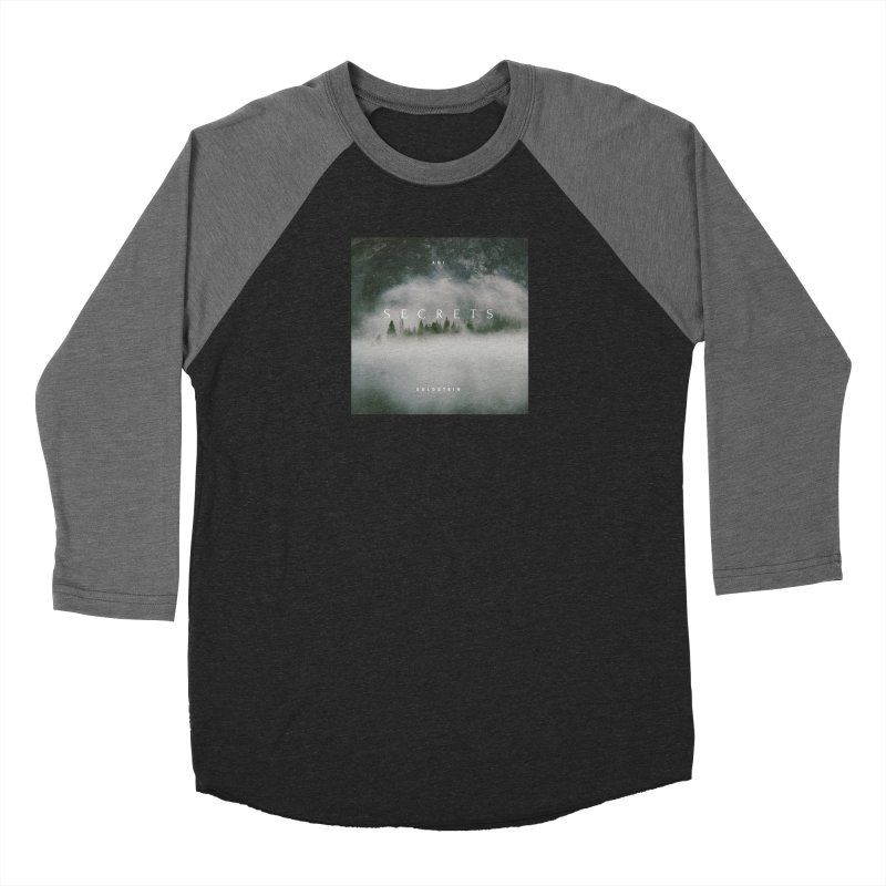 Secrets Album Men's Baseball Triblend Longsleeve T-Shirt by Adi Goldstein's Merchandise  Shop