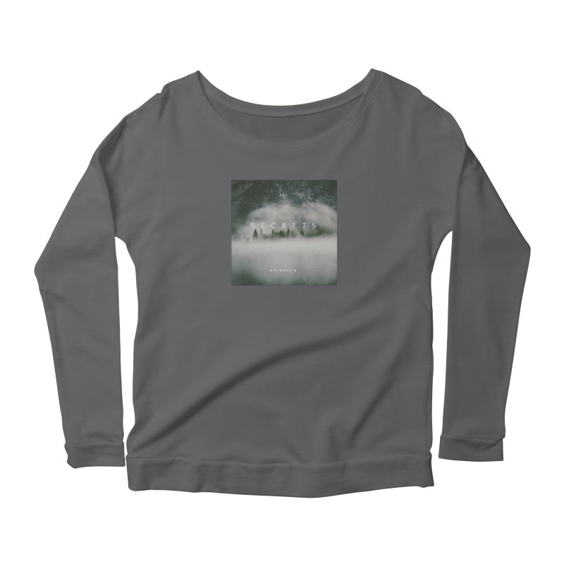 Secrets Album Women's Scoop Neck Longsleeve T-Shirt by Adi Goldstein's Merchandise  Shop