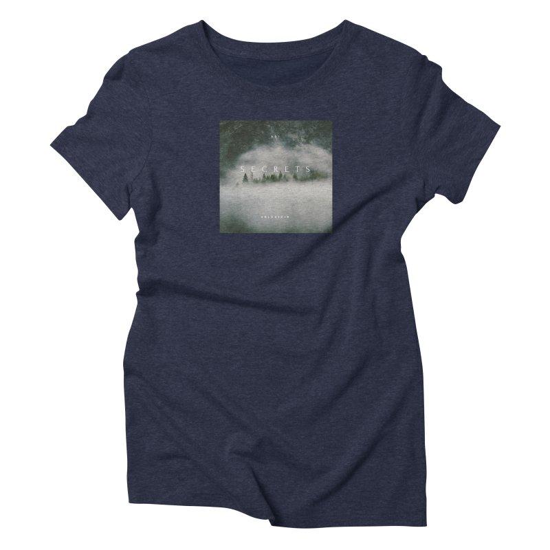 Secrets Album Women's Triblend T-Shirt by Adi Goldstein's Merchandise  Shop