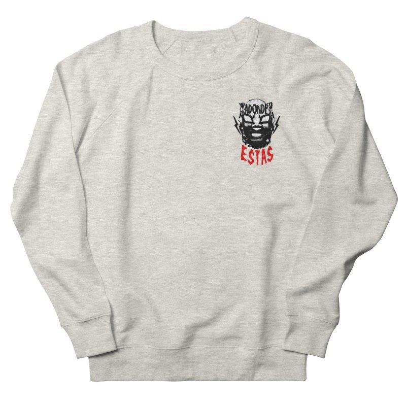 ADONDE ESTAS OVER THE HEART LOGO Women's Sweatshirt by Adonde Life