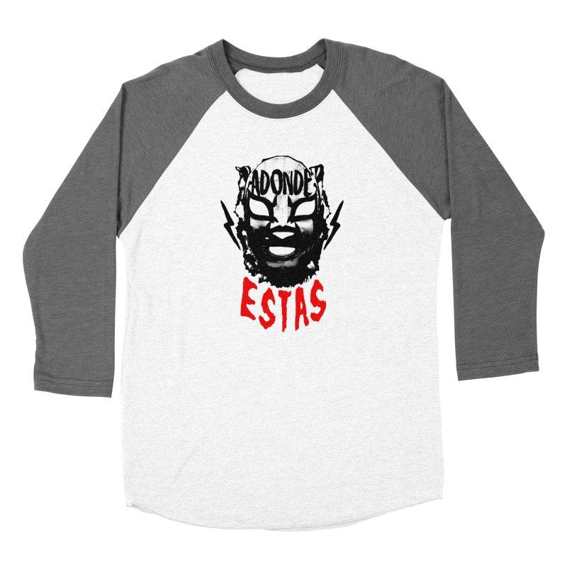 ADONDE ESTAS LOGO Women's Longsleeve T-Shirt by Adonde Life