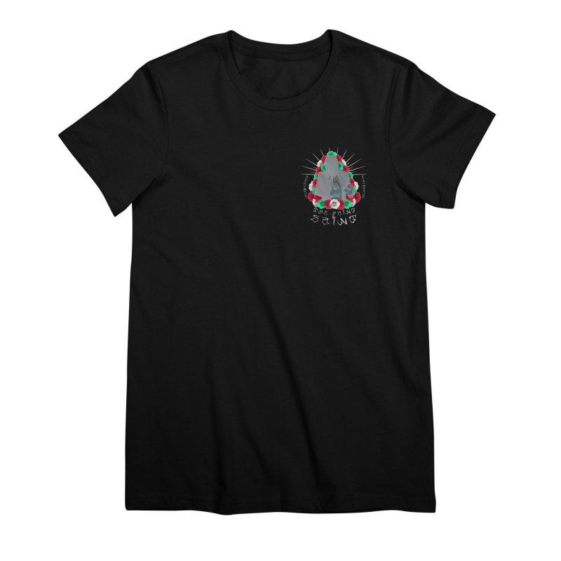 PAINT SAINT Women's T-Shirt by Adonde Life