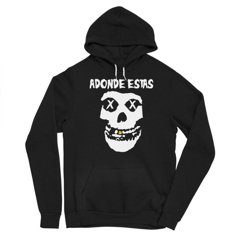 MISFITS ADONDE ESTAS FLIP Men's Pullover Hoody by Adonde Life