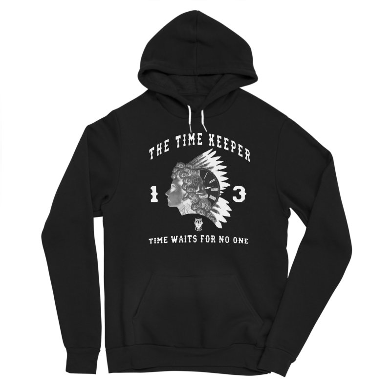 THE TIME KEEPER Women's Pullover Hoody by Adonde Life