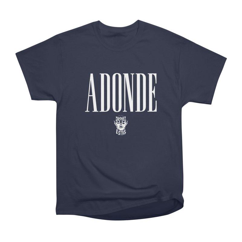 ADONDE GAP FLIP Men's T-Shirt by Adonde Life