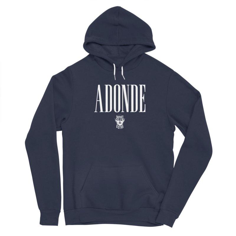 ADONDE GAP FLIP Women's Pullover Hoody by Adonde Life