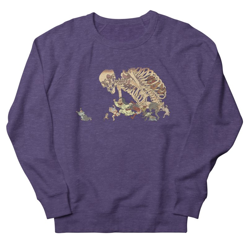 Yokai Parade Men's Sweatshirt by Adrian Geary's Artist Shop