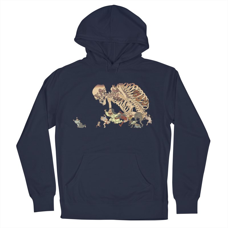 Yokai Parade Men's Pullover Hoody by Adrian Geary's Artist Shop