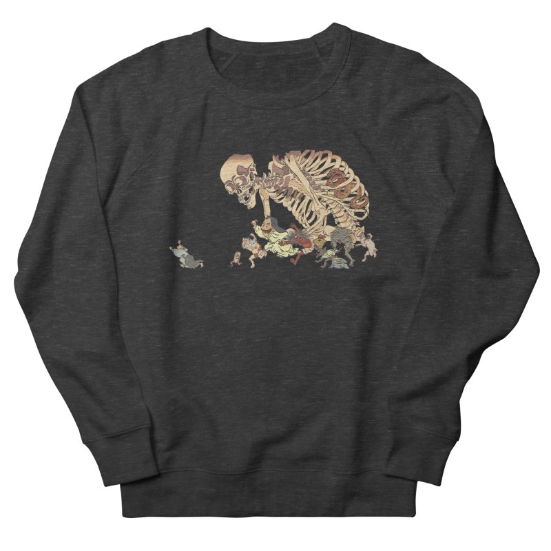 Yokai Parade Women's Sweatshirt by Adrian Geary's Artist Shop