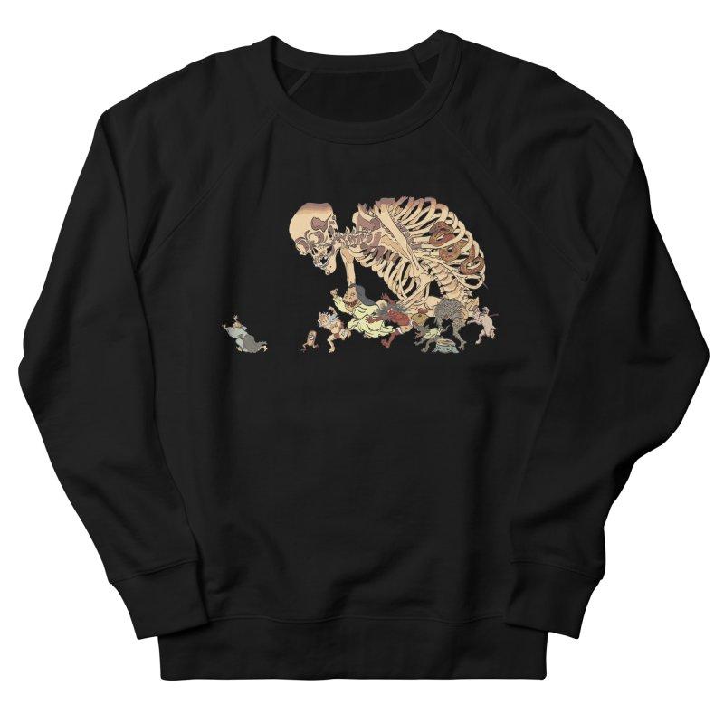 Yokai Parade Women's Sweatshirt by Adrian Geary's Artist Shop