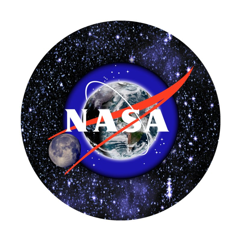 New NASA logo Accessories Magnet by New NASA logo
