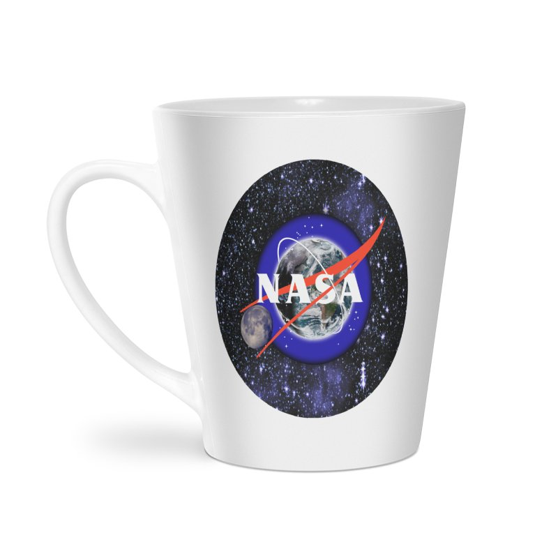 New NASA logo Accessories Latte Mug by New NASA logo
