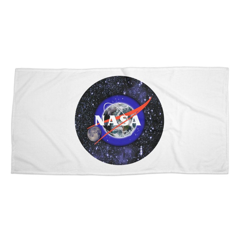 New NASA logo Accessories Beach Towel by New NASA logo