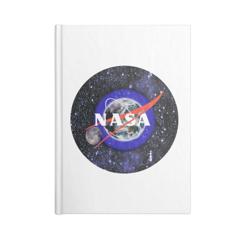 New NASA logo Accessories Notebook by New NASA logo