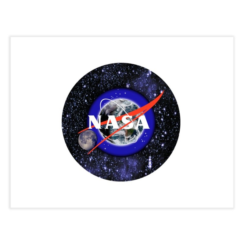 Home None by New NASA logo