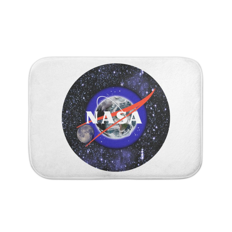 New NASA logo Home Bath Mat by New NASA logo