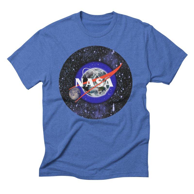Men's None by New NASA logo