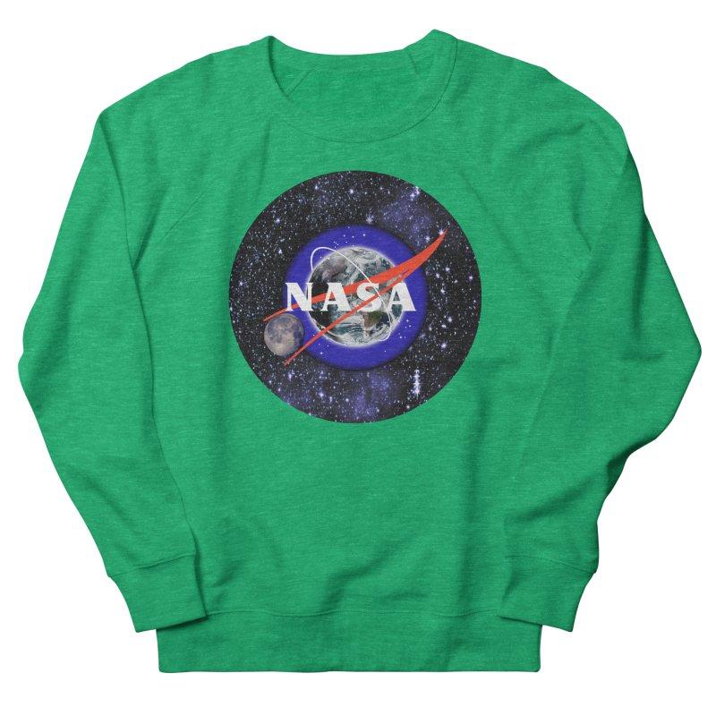 New NASA logo Women's Sweatshirt by New NASA logo