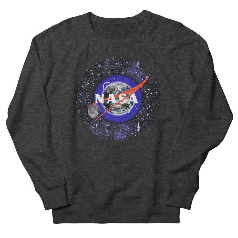 New NASA logo Men's French Terry Sweatshirt by New NASA logo