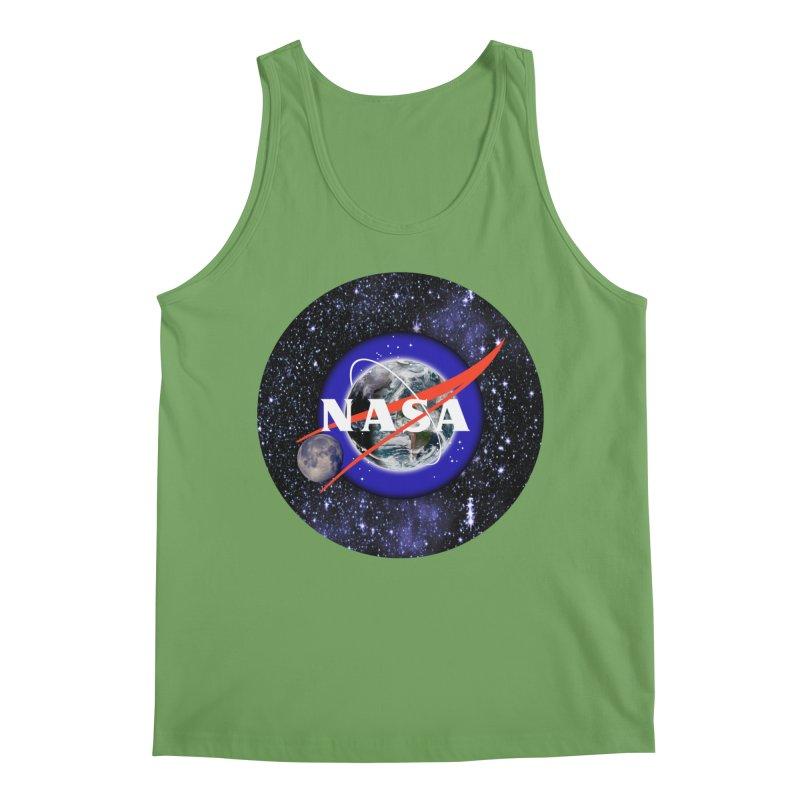 New NASA logo Men's Tank by New NASA logo