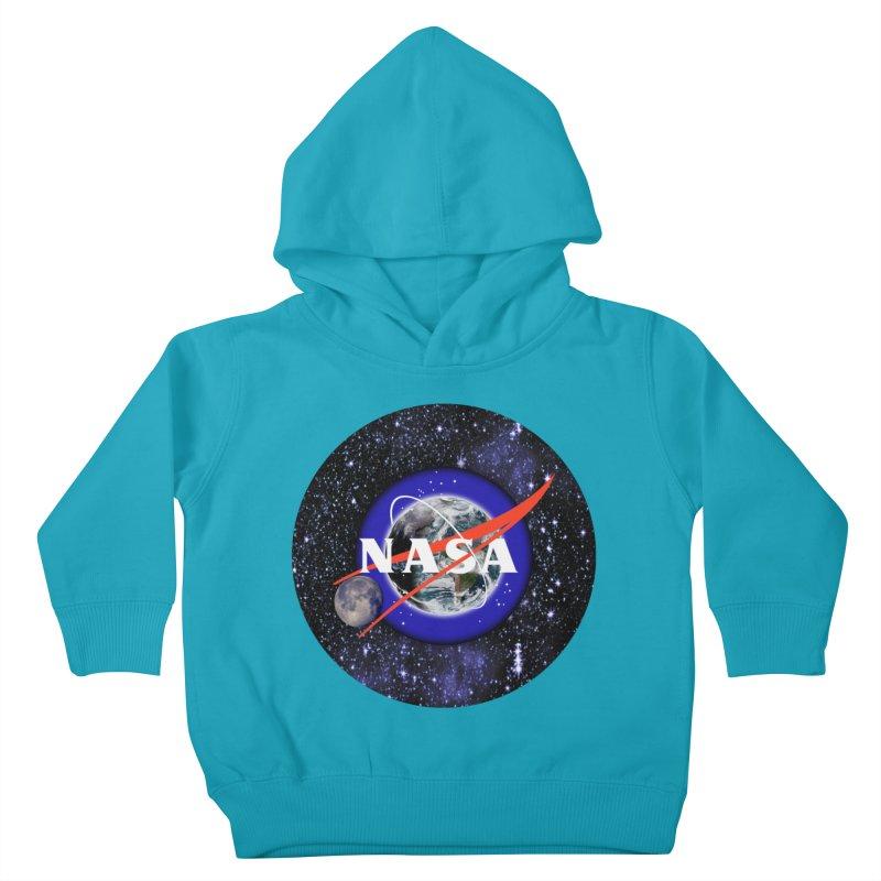 New NASA logo Kids Toddler Pullover Hoody by New NASA logo
