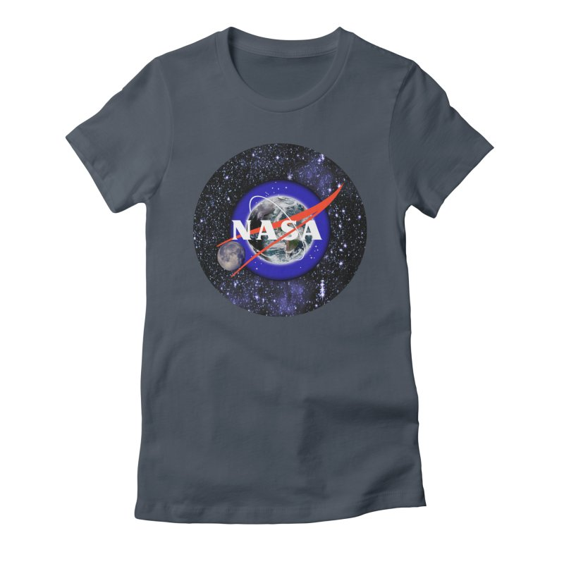 New NASA logo Women's T-Shirt by New NASA logo
