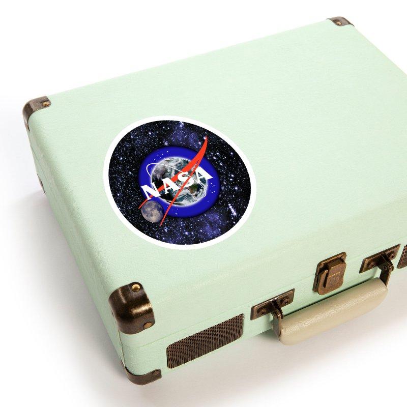 New NASA logo Accessories Sticker by New NASA logo