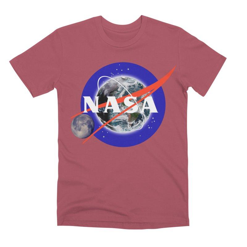 New NASA logo Men's Premium T-Shirt by New NASA logo