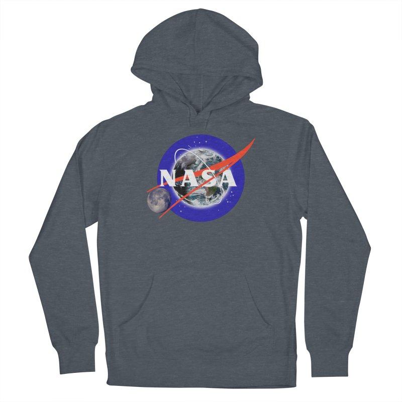 New NASA logo Men's Pullover Hoody by New NASA logo