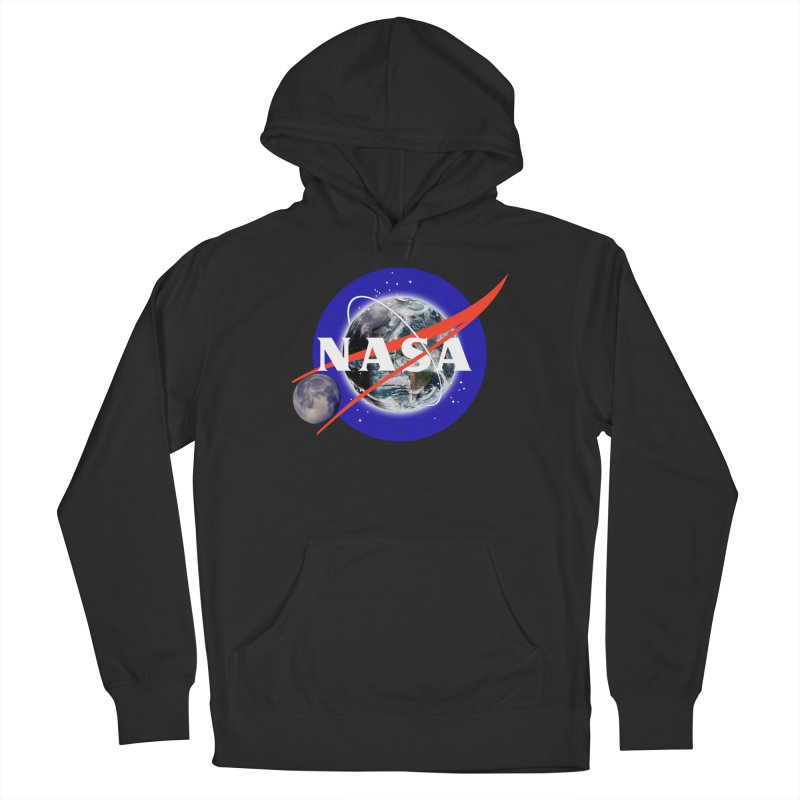 New NASA logo Men's Pullover Hoody by New NASA logo