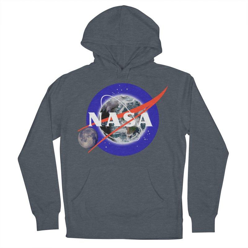 New NASA logo Women's French Terry Pullover Hoody by New NASA logo
