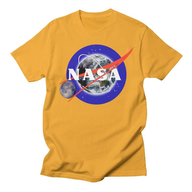 New NASA logo Women's Regular Unisex T-Shirt by New NASA logo
