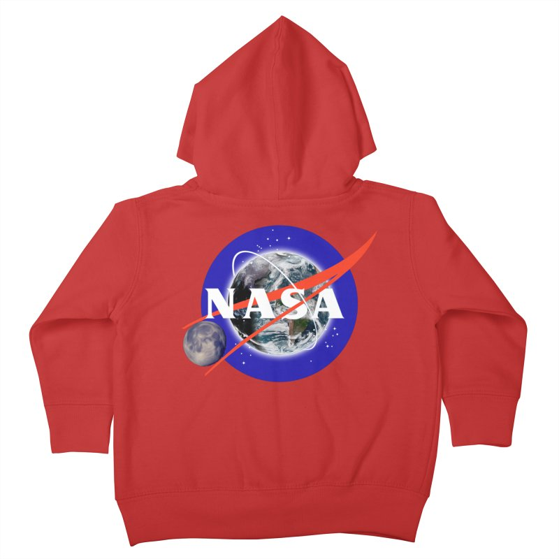 New NASA logo Kids Toddler Zip-Up Hoody by New NASA logo