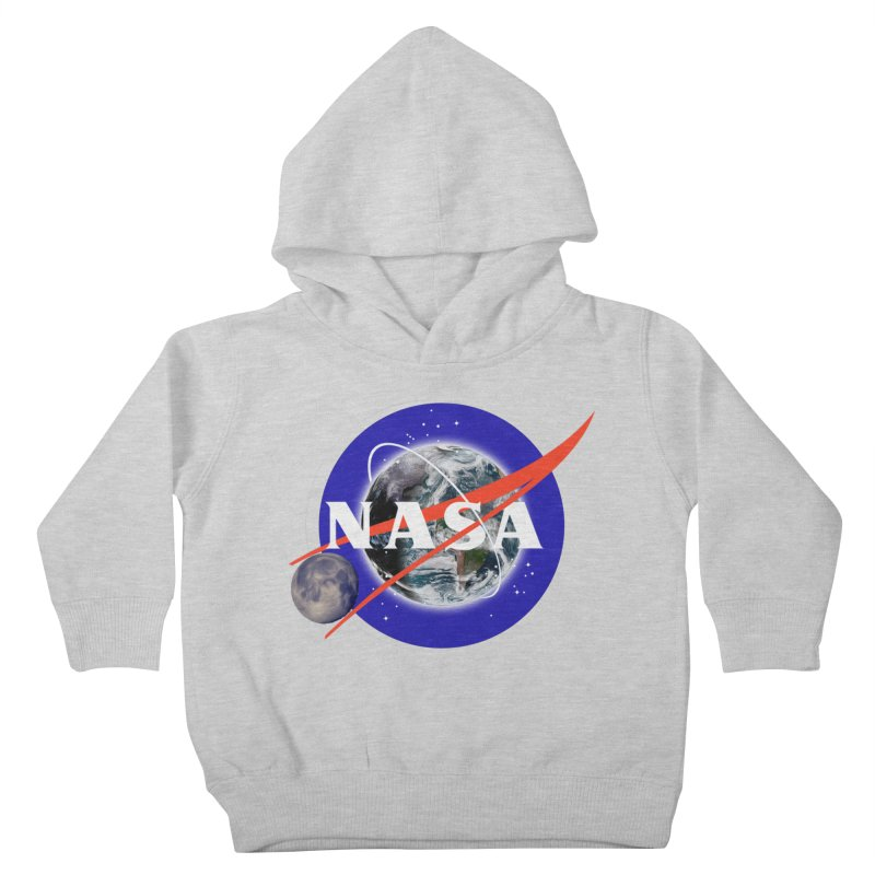 New NASA logo Kids Toddler Pullover Hoody by New NASA logo