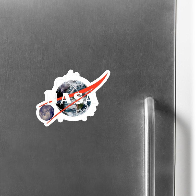 New NASA logo Accessories Magnet by New NASA logo