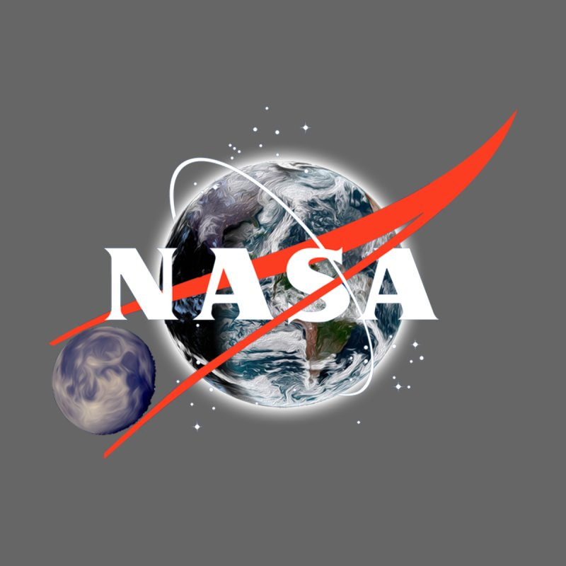 New NASA logo Home Mounted Acrylic Print by New NASA logo