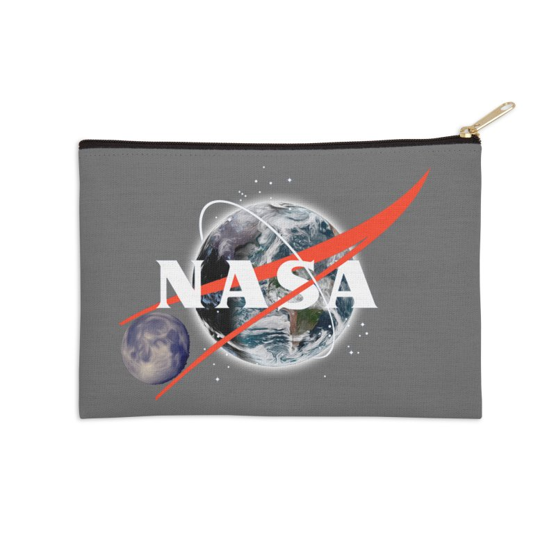 New NASA logo Accessories Zip Pouch by New NASA logo