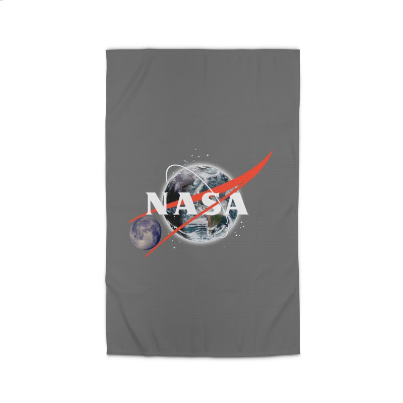 New NASA logo Home Rug by New NASA logo